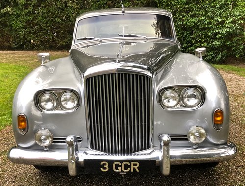 1957 BENTLEY S1 SPORTS SALOON  For Sale (picture 4 of 6)