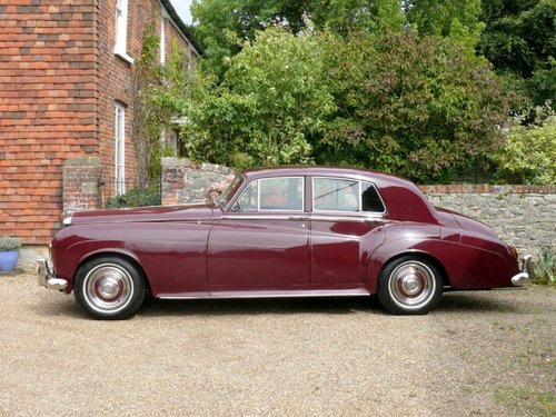 1965 Bentley S3 Saloon For Sale (picture 1 of 6)