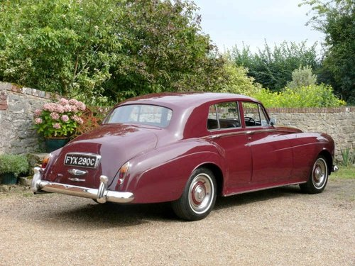 1965 Bentley S3 Saloon For Sale (picture 3 of 6)