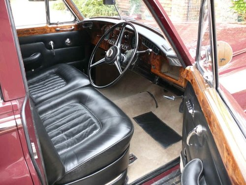 1965 Bentley S3 Saloon For Sale (picture 4 of 6)
