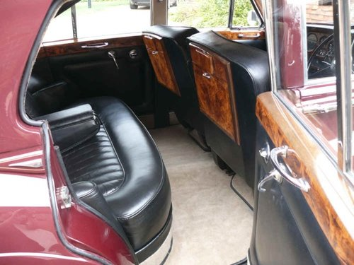 1965 Bentley S3 Saloon For Sale (picture 5 of 6)