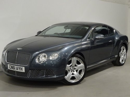 2011 BENTLEY CONTINENTAL GT MULLINER For Sale (picture 1 of 6)