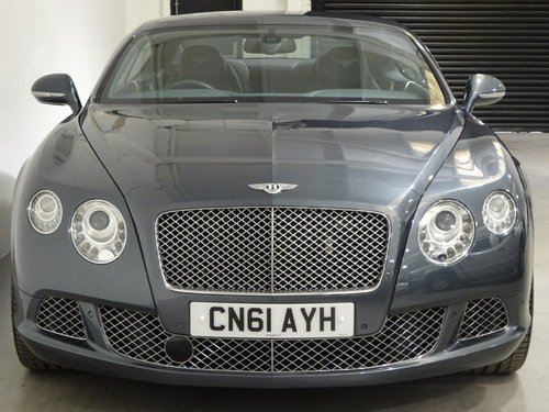 2011 BENTLEY CONTINENTAL GT MULLINER For Sale (picture 2 of 6)