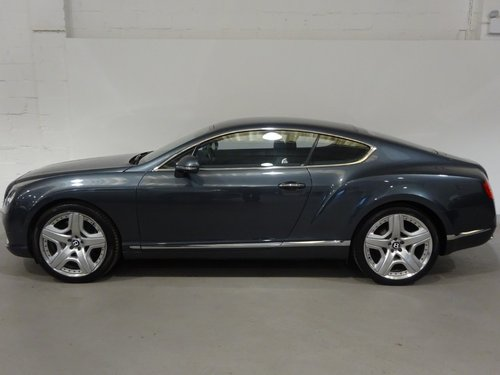 2011 BENTLEY CONTINENTAL GT MULLINER For Sale (picture 3 of 6)