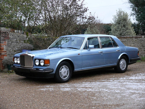 1989 1987 Bentley Mulsanne S  For Sale (picture 1 of 6)