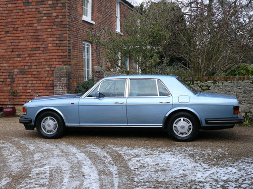 1989 1987 Bentley Mulsanne S  For Sale (picture 2 of 6)