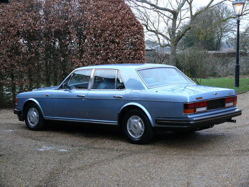 1989 1987 Bentley Mulsanne S  For Sale (picture 3 of 6)