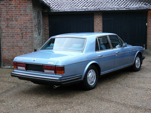1989 1987 Bentley Mulsanne S  For Sale (picture 4 of 6)