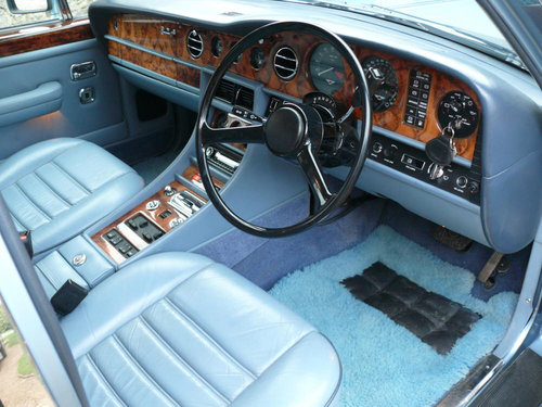 1989 1987 Bentley Mulsanne S  For Sale (picture 5 of 6)