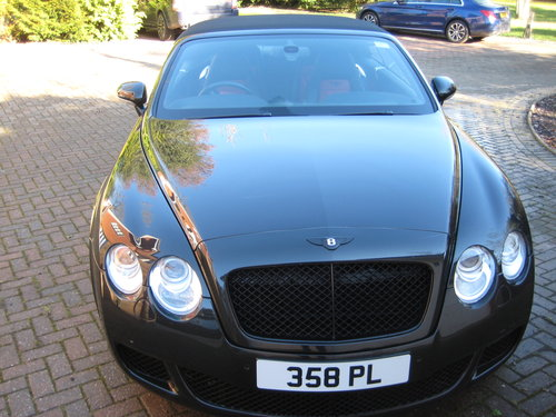 2006 Stunning Bentley GTC For Sale (picture 1 of 6)