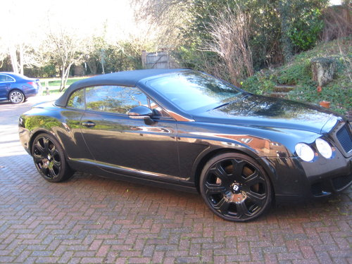 2006 Stunning Bentley GTC For Sale (picture 4 of 6)