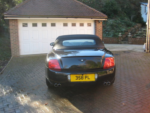 2006 Stunning Bentley GTC For Sale (picture 5 of 6)