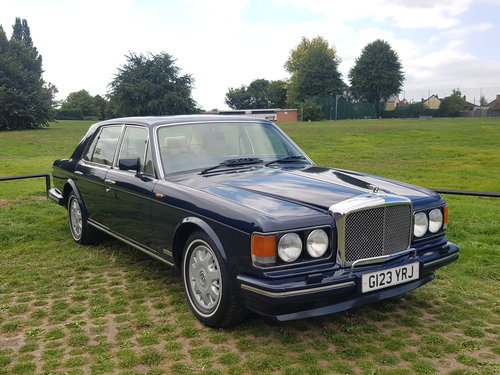 1989 Bentley Eight 6.75 73k miles For Sale (picture 1 of 6)