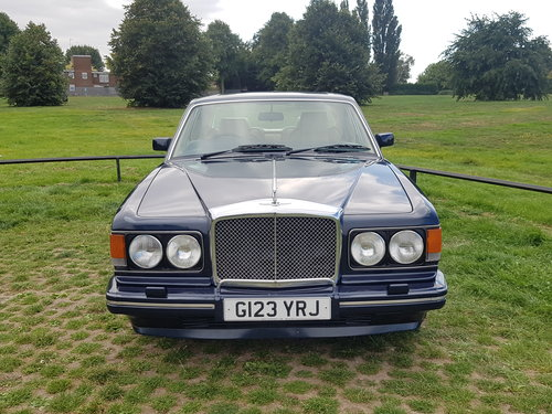 1989 Bentley Eight 6.75 73k miles For Sale (picture 2 of 6)