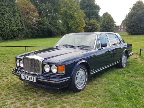 1989 Bentley Eight 6.75 73k miles For Sale (picture 3 of 6)