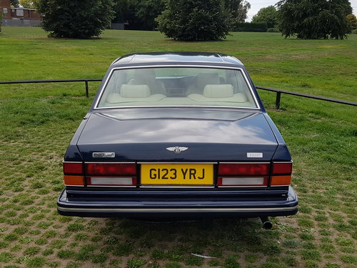 1989 Bentley Eight 6.75 73k miles For Sale (picture 4 of 6)