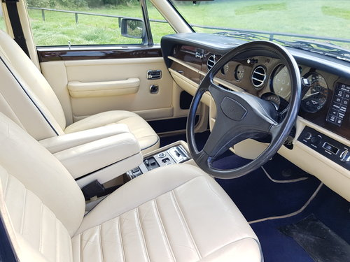 1989 Bentley Eight 6.75 73k miles For Sale (picture 5 of 6)