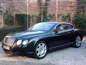 Elegant LHD Bentley Continental Coupe from 2004 For Sale