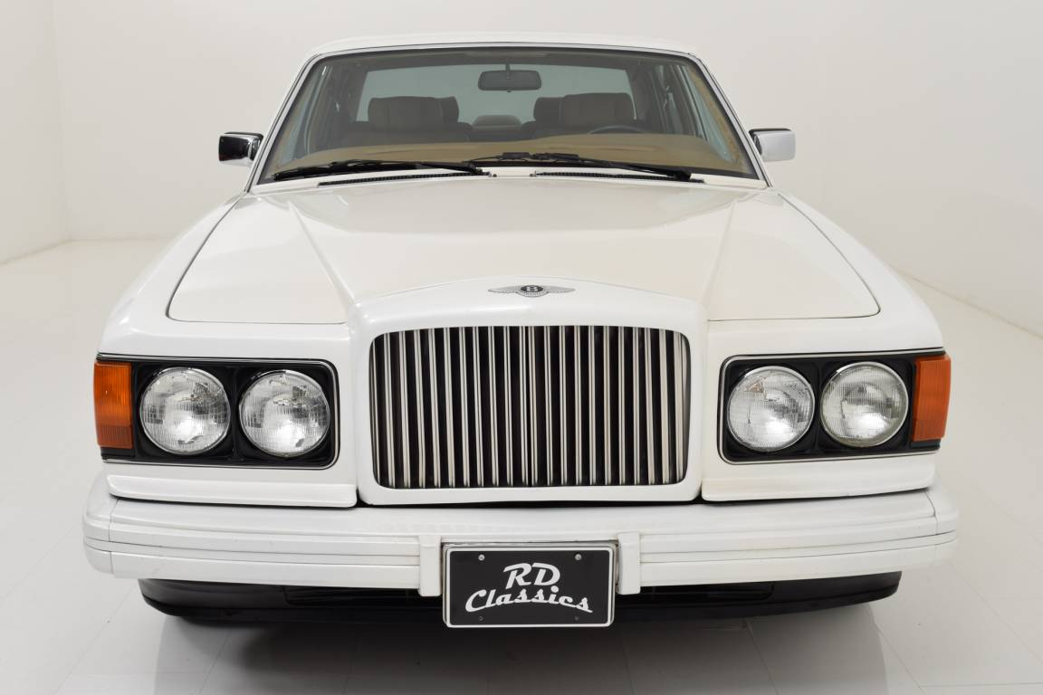 1987 Bentley Eight 28.500 Miles For Sale (picture 1 of 6)
