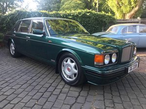1997 Bentley Turbo R: 16 Feb 2019 For Sale by Auction