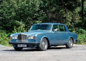 1979 Bentley T2: 16 Feb 2019