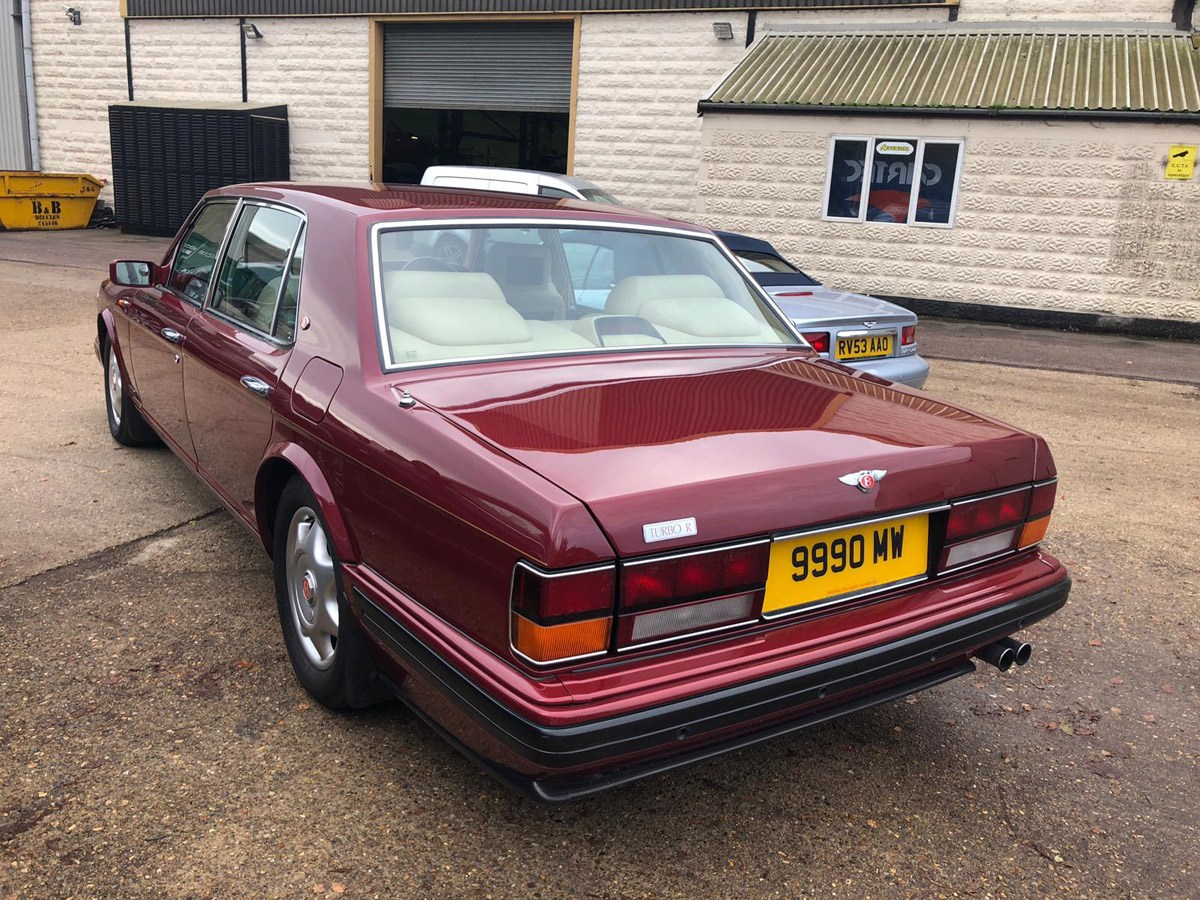 1997 Bentley Turbo R – Long Wheel Base Version: 16 Feb For Sale by Auction (picture 2 of 4)