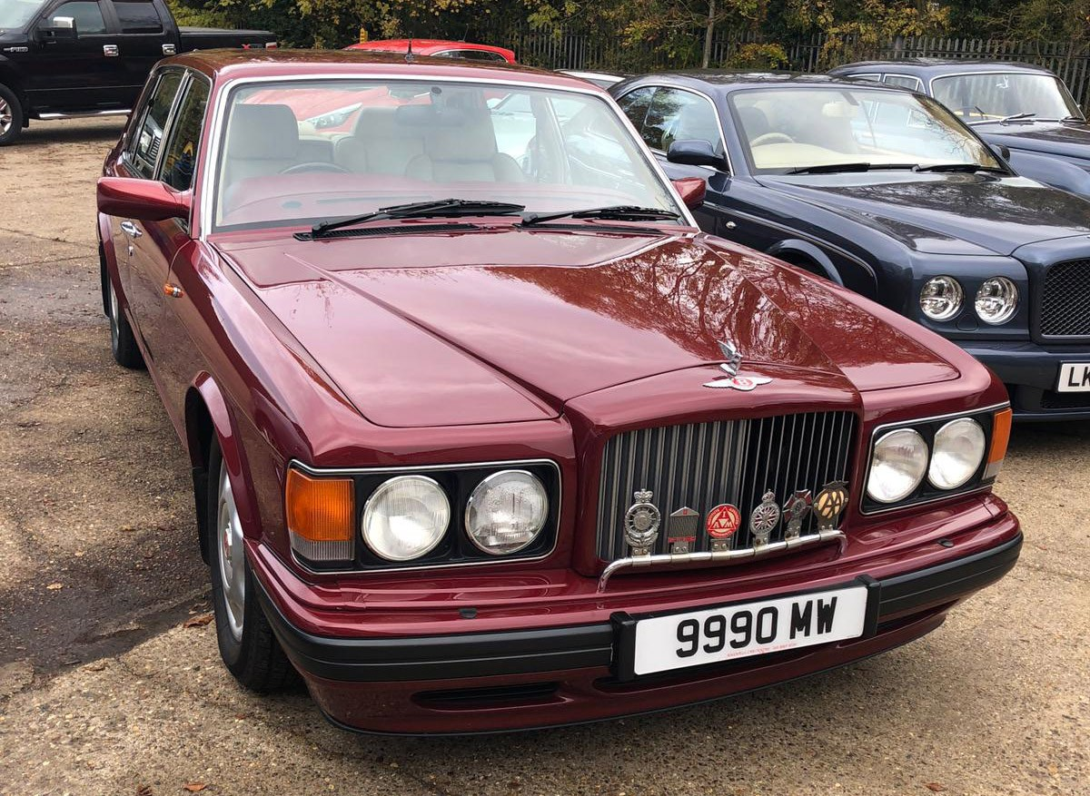 1997 Bentley Turbo R – Long Wheel Base Version: 16 Feb For Sale by Auction (picture 3 of 4)