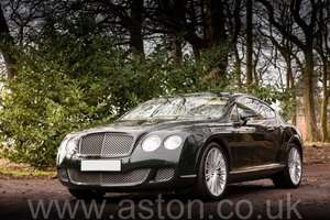 2008 Bentley GT Continental Speed W12 SOLD