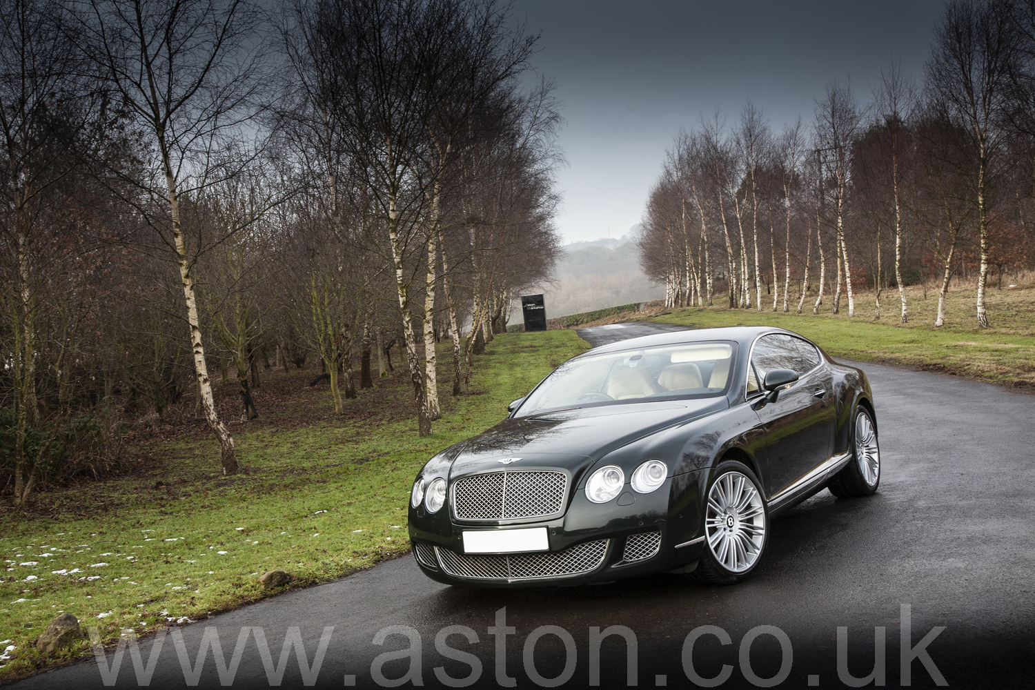 2008 Bentley GT Continental Speed W12 SOLD (picture 2 of 6)