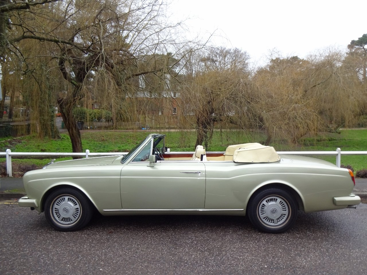 1985 Bentley Continental Convertible For Sale (picture 2 of 6)