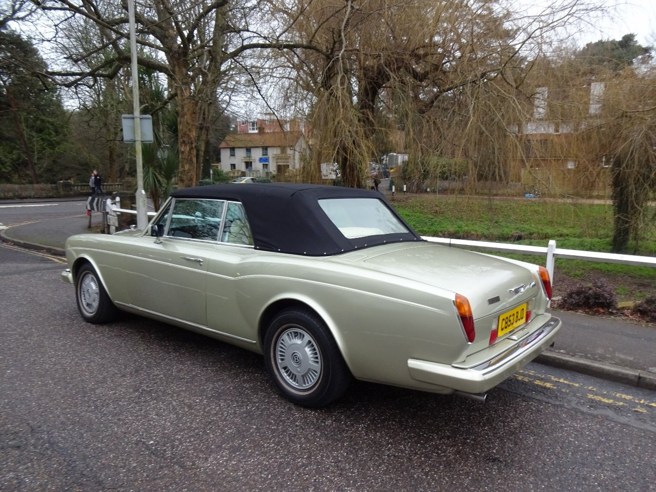1985 Bentley Continental Convertible For Sale (picture 3 of 6)
