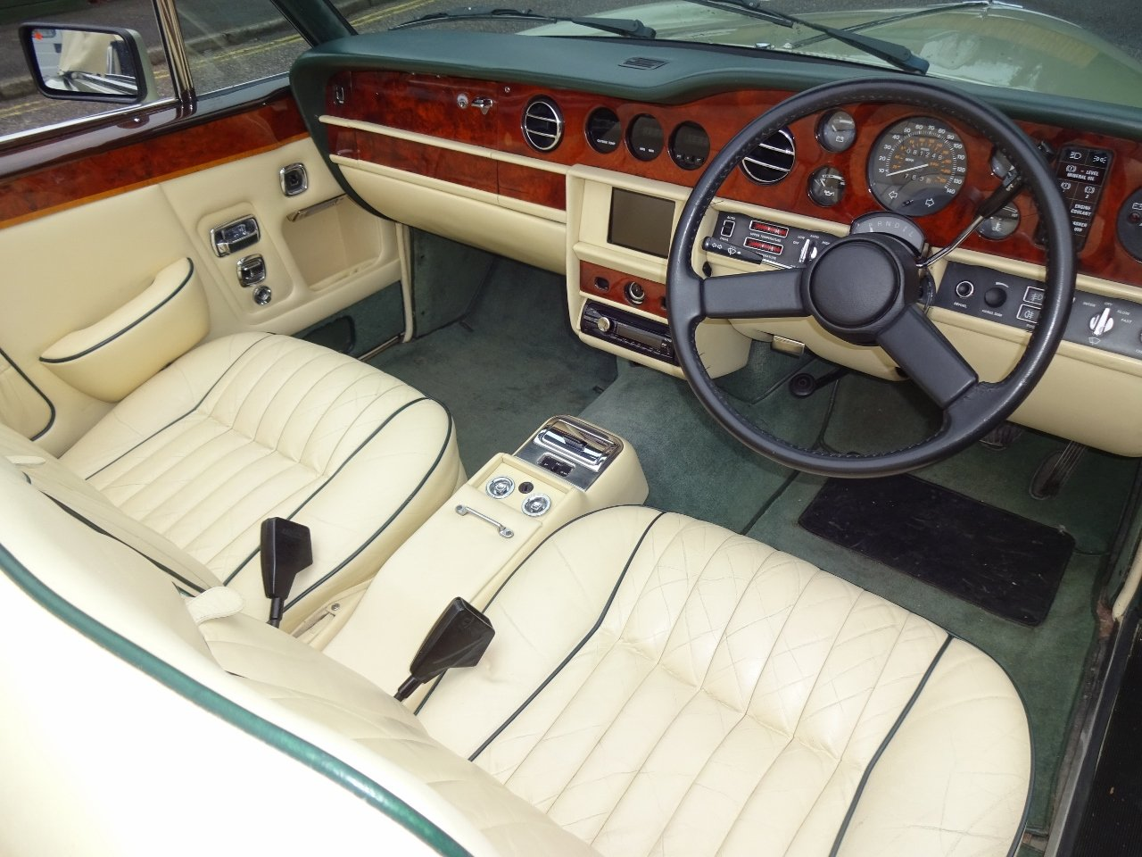 1985 Bentley Continental Convertible For Sale (picture 4 of 6)