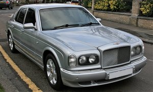 2000 Bentley Arnage Red Label For Sale