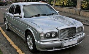 2000 Bentley Arnage Red Label SOLD