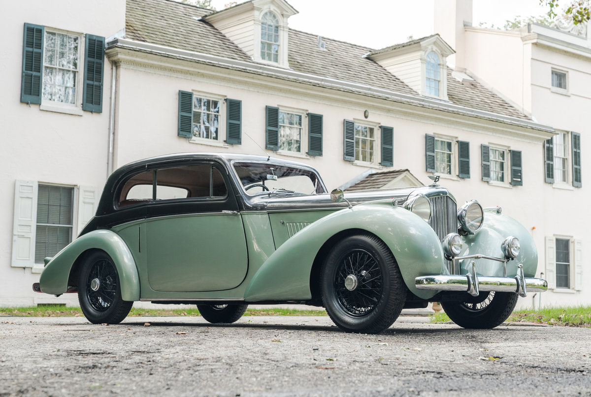 1937 Bentley 4 1/4 Litre By Vesters & Neirinck For Sale (picture 1 of 6)