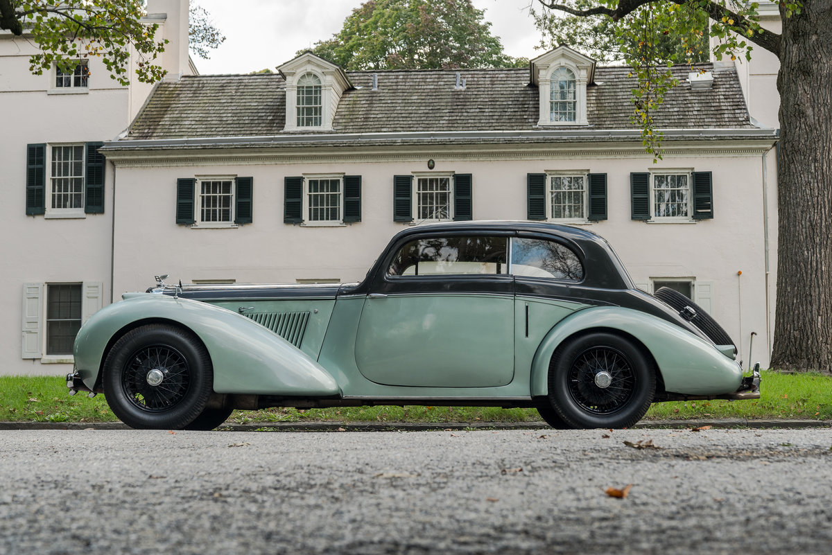 1937 Bentley 4 1/4 Litre By Vesters & Neirinck For Sale (picture 2 of 6)