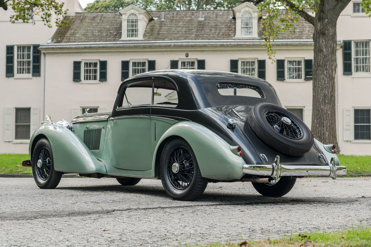 1937 Bentley 4 1/4 Litre By Vesters & Neirinck For Sale (picture 3 of 6)
