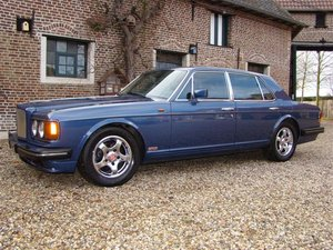 1991 Bentley Turbo R 6750cc For Sale