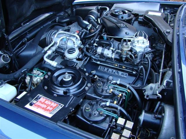 1991 Bentley Turbo R 6750cc For Sale (picture 6 of 6)