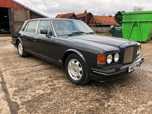 1991 Bentley Turbo R For Sale by Auction