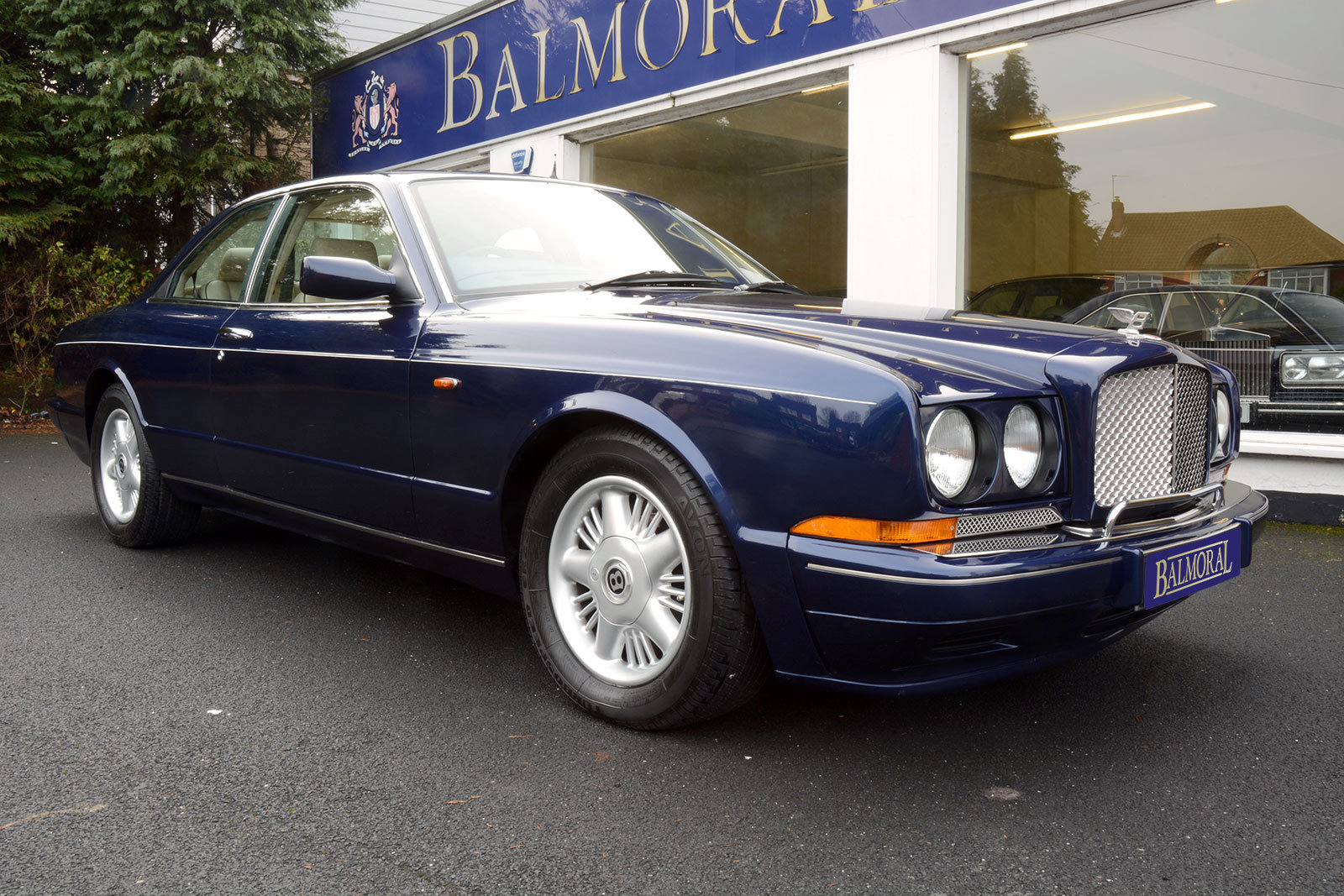1997 Bentley Continental R For Sale (picture 5 of 6)