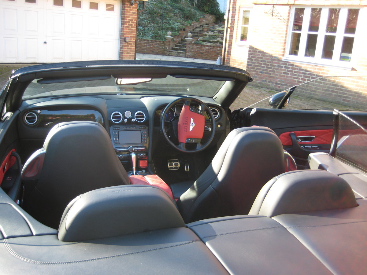 2006 Stunning Bentley GTC For Sale (picture 6 of 6)