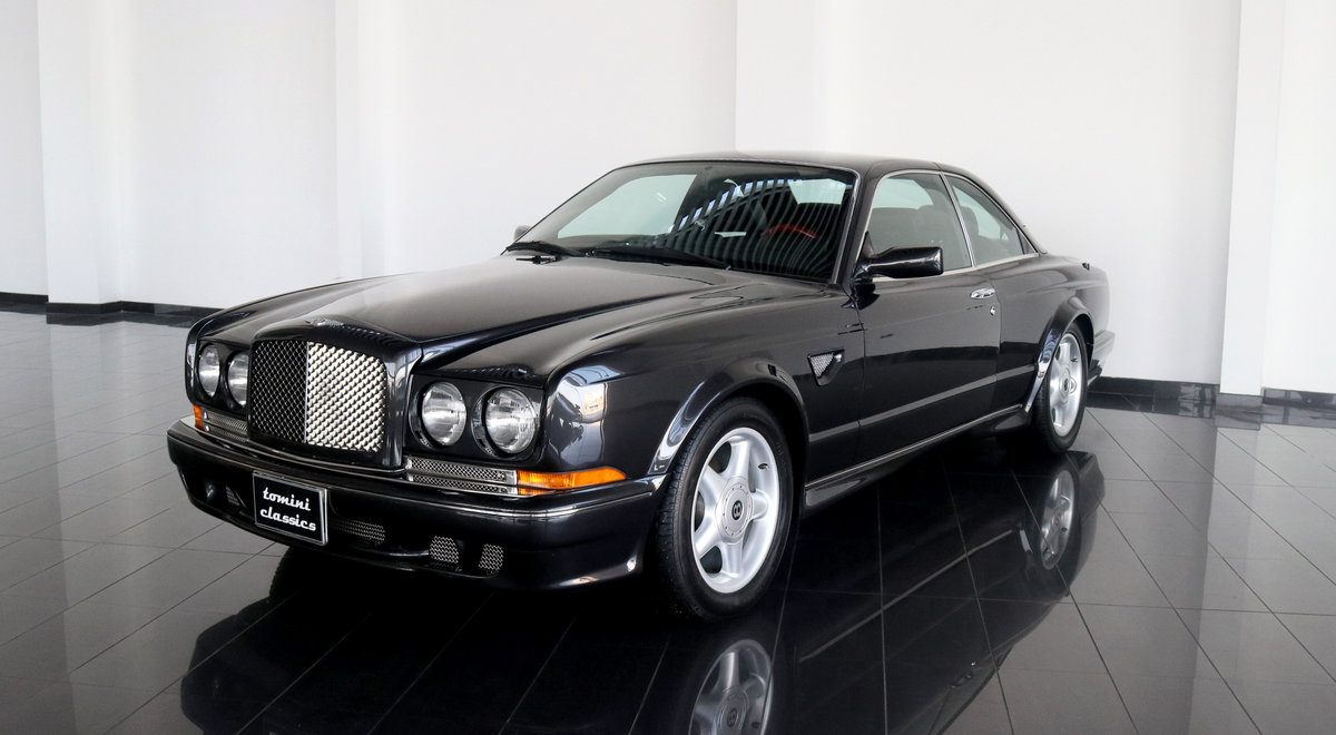 Bentley Continental T (2001) For Sale (picture 2 of 6)