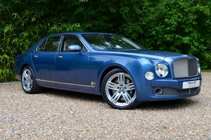 2010 BENTLEY MULSANNE For Sale