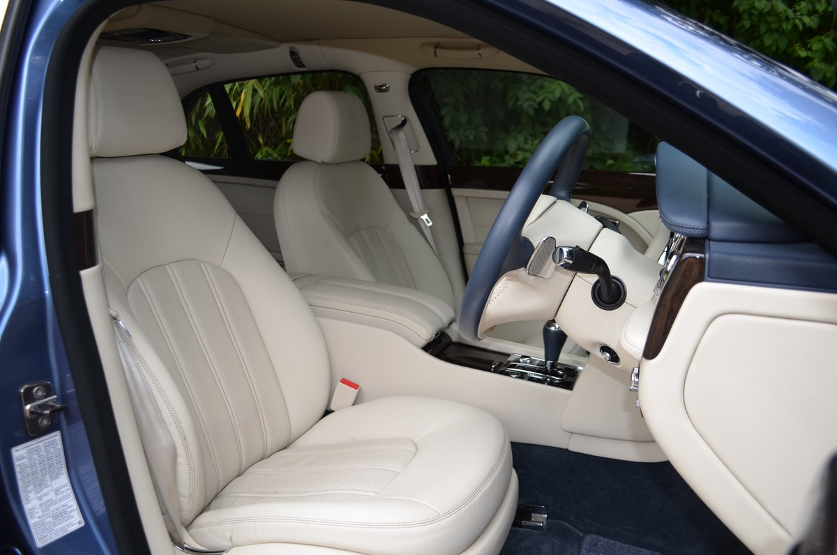 2010 BENTLEY MULSANNE For Sale (picture 3 of 6)