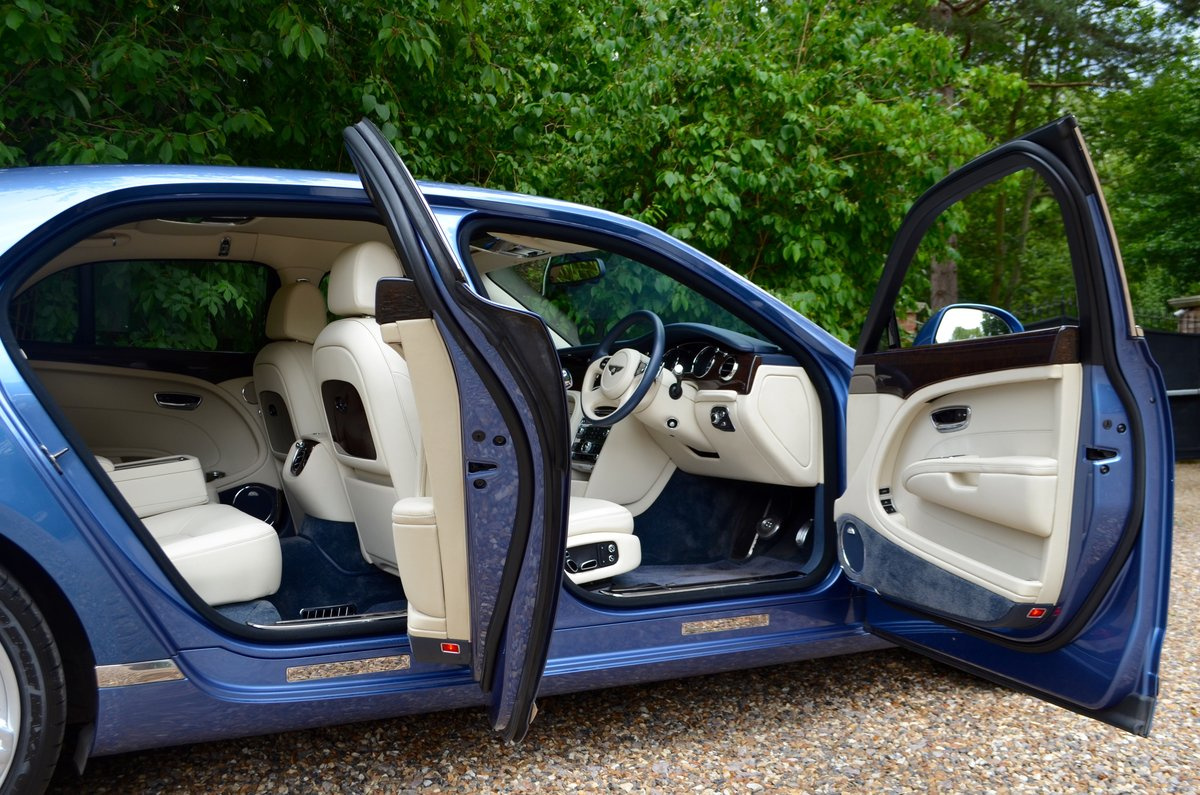 2010 BENTLEY MULSANNE For Sale (picture 4 of 6)