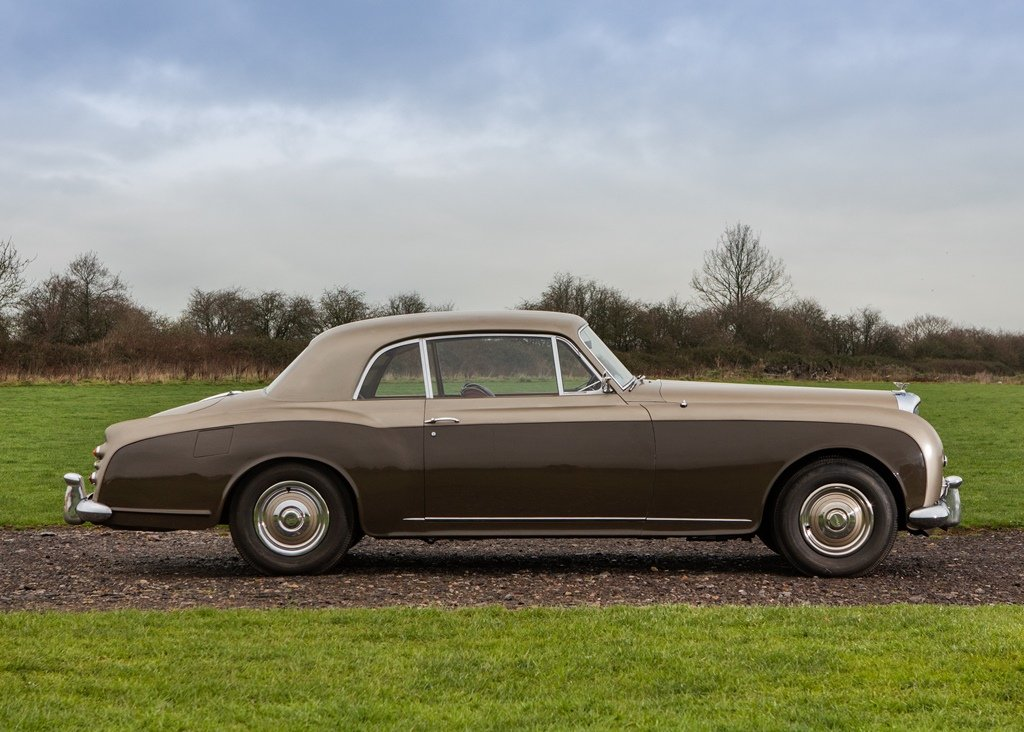 1956 Bentley S1 Continental Coupé by Park Ward SOLD by Auction (picture 1 of 6)