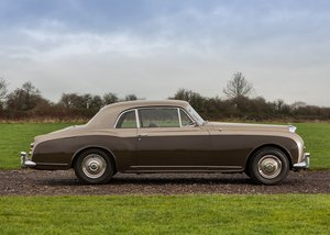 1956 Bentley S1 Continental Coupé by Park Ward SOLD by Auction