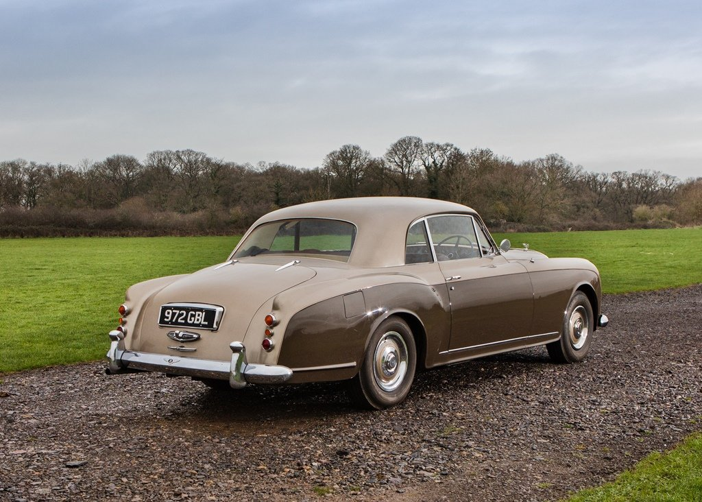 1956 Bentley S1 Continental Coupé by Park Ward SOLD by Auction (picture 2 of 6)
