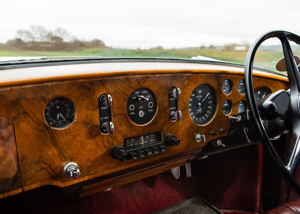 1956 Bentley S1 Continental Coupé by Park Ward SOLD by Auction (picture 4 of 6)